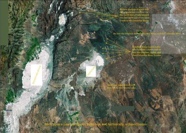 Alvord Basin Geologic Overflow